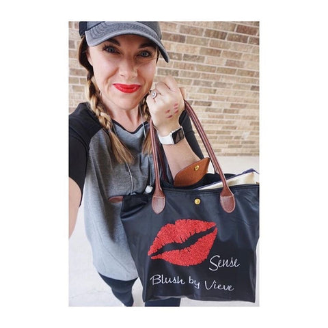 Lipsense Nylon Tote Bag - J and D Gifts