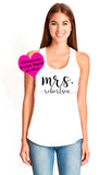Mrs. Tank Top 1 - J and D Gifts