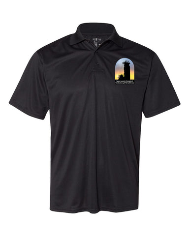 Delta II: Sporty Polo- 100% Poly - J and D Gifts