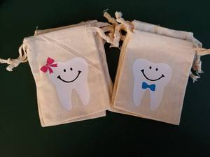 Tooth Fairy Bags - J and D Gifts