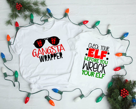 Gangsta Wrapper- Choose your top! - J and D Gifts