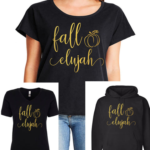 Fallelujah Shirt or Hoodie - J and D Gifts