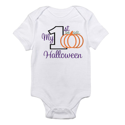 My First Halloween Onesie - J and D Gifts