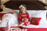 Personalized Family Christmas Pajamas- Choose your Design - J and D Gifts