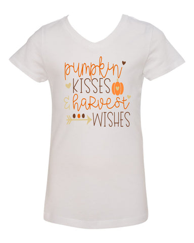Pumpkin Kisses... Shirt or Onesie - J and D Gifts