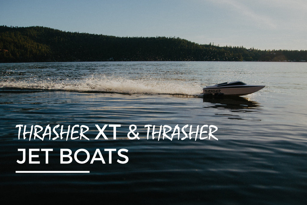 Thrasher Jet Boats