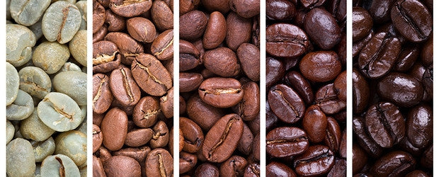 4 -  Coffee Roast Types