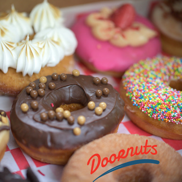 Donuts, Doughnuts and Doornuts