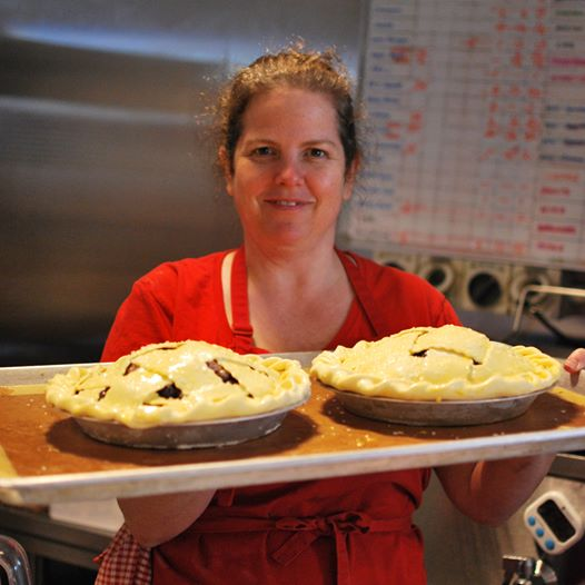 Online Piper Baking Classes - Learn to make fruit pies Sat 23rd May 2020
