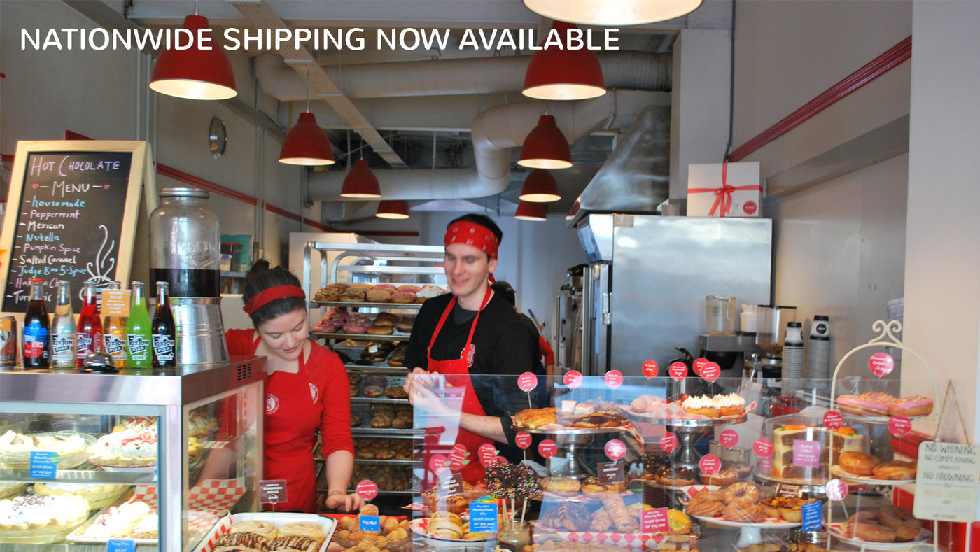 Best Donuts Pies Cakes Danishes Pastries in Auckland New Zealand