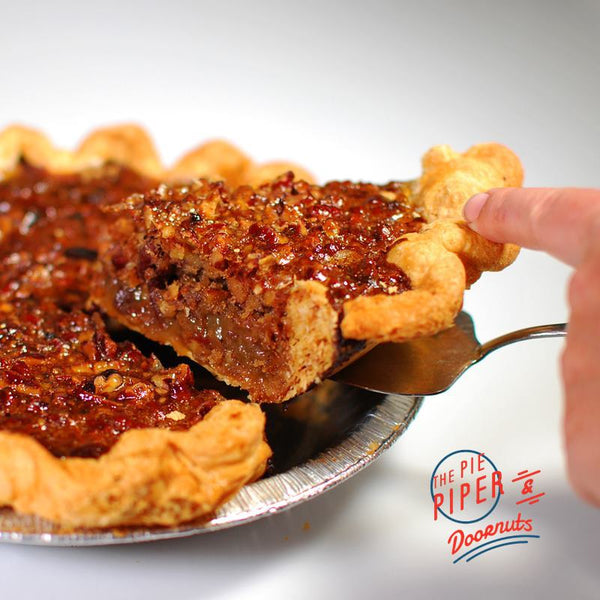 Bourbon Pecan Pie Slice