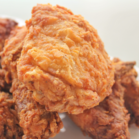 Just Piper Fried Chicken (4 pieces)
