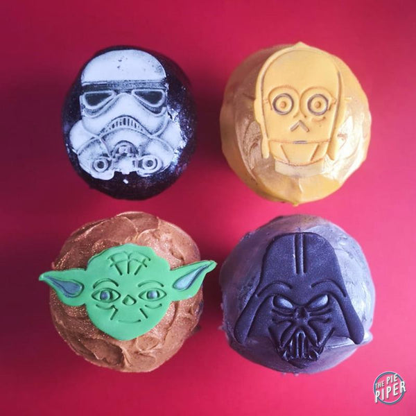 May the 4th Be With You Donut Box - Star Wars Day Tuesday 4th May only