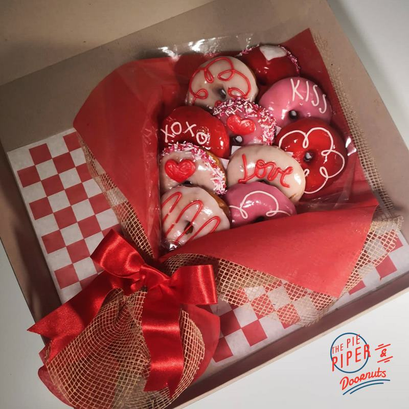 Hole Lotta Love Donut Bouquet (V)