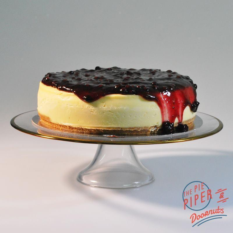The_Pie_Piper Blueberry New York Cheesecake (GF) - Frozen