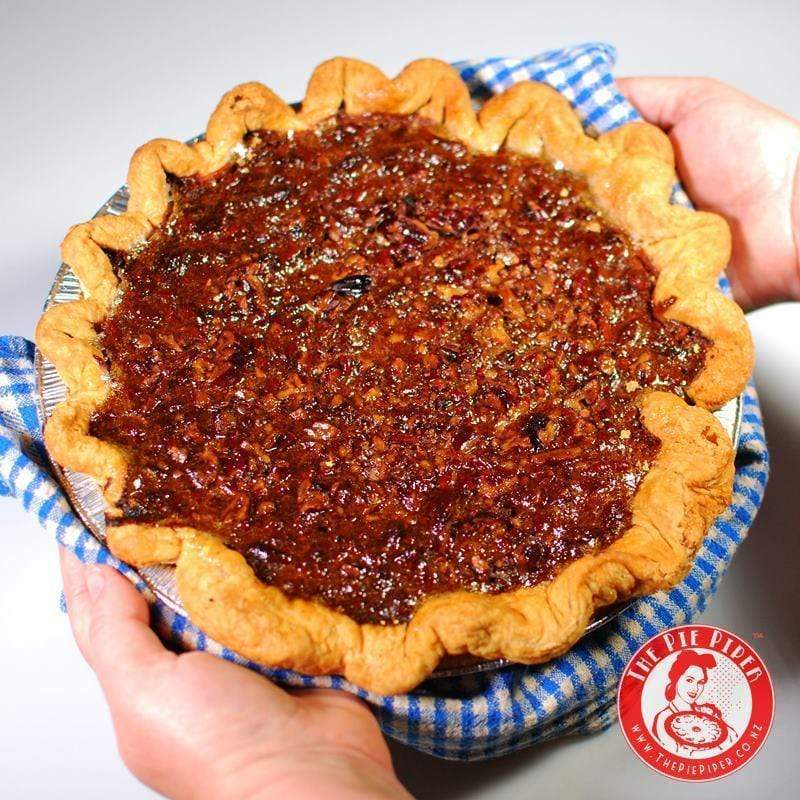 The_Pie_Piper Bourbon Pecan Pie - Frozen and Partially Baked