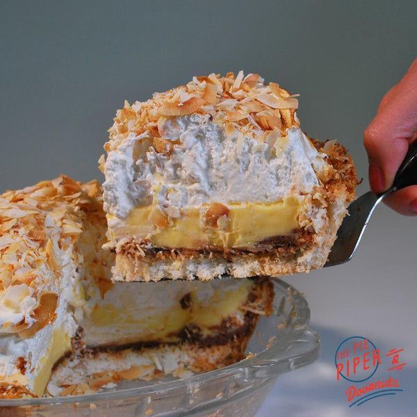 The_Pie_Piper Coconut Cream Deep Dish Pie (GF)