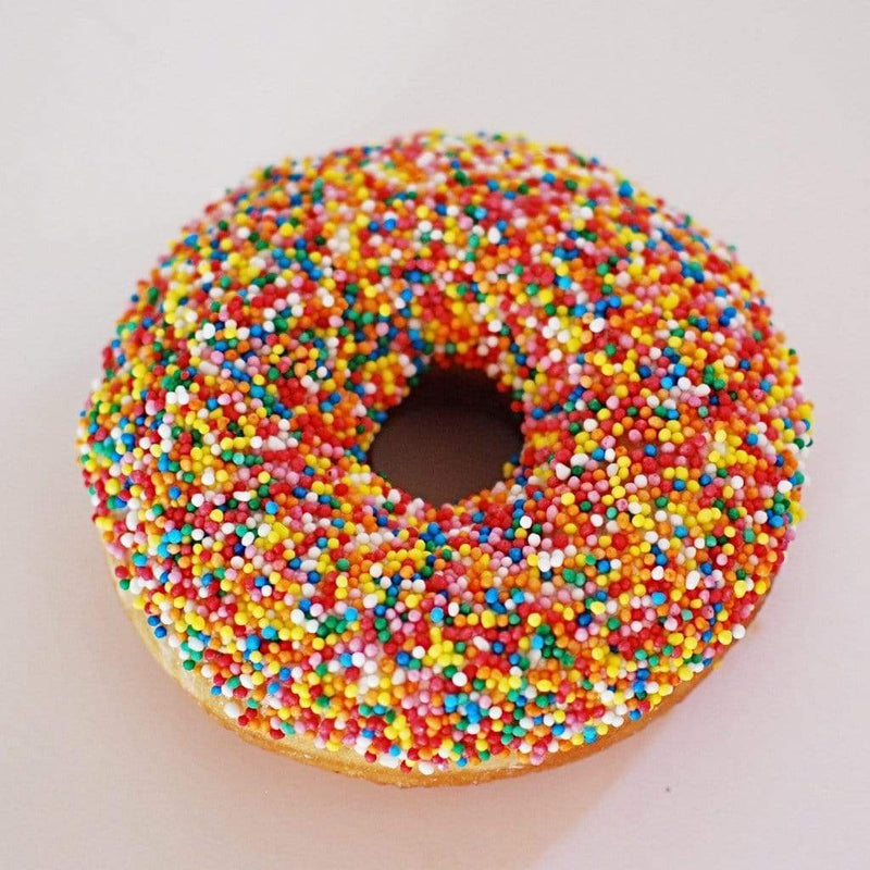 The_Pie_Piper Fairy Bread Donut