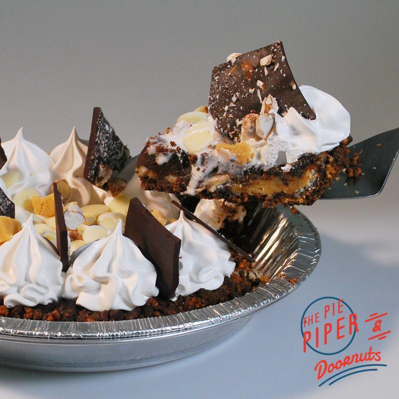The_Pie_Piper Rocky Road Pie (GF)