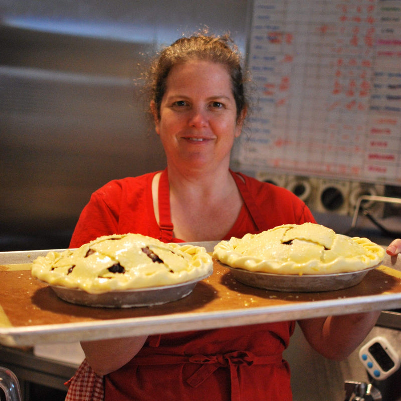 The_Pie_Piper The Art of Apple Pie with Danielle - Tuesday 8 October 6.30pm