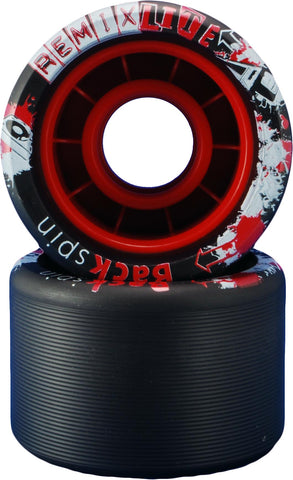 Backspin Remix Lite Wheels by Vanilla - $70.00.