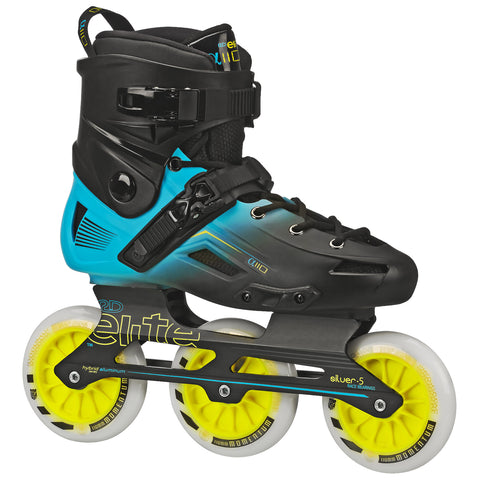 RollerDerby Elite Alpha 110mm 3-wheel Inline Skates by Roller Derby - $209.00.