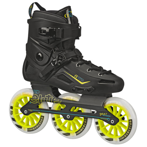 RollerDerby Elite Alpha 125mm 3-wheel Inline Skates by Roller Derby - $219.00.