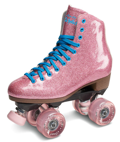 Sure-Grip Stardust Glitter Roller Skates Pink by Sure-Grip Skate Co - $169.00.