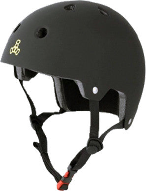 Triple 8 Dual Certified Rubber Helmet