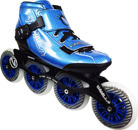 Vanilla Carbon Speed Inline Skates Blue by Vanilla - $249.00.