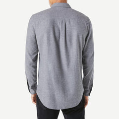 Long Sleeve Slim Utilitarian Shirt, Shirts, Frame, - Galvanic.co
