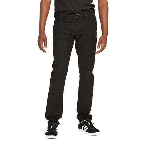 Blake Slim Straight Black - Galvanic.co