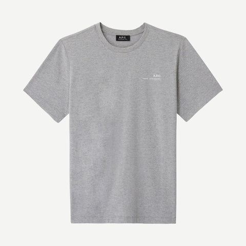 A.P.C. Item Basic Tee - Galvanic.co