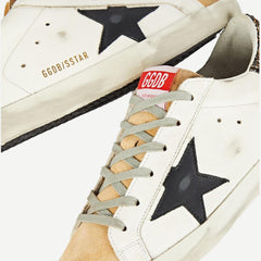 Superstar Leather Cappuccino - Galvanic.co