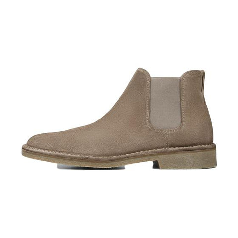 Suede Sanford Boot - Galvanic.co