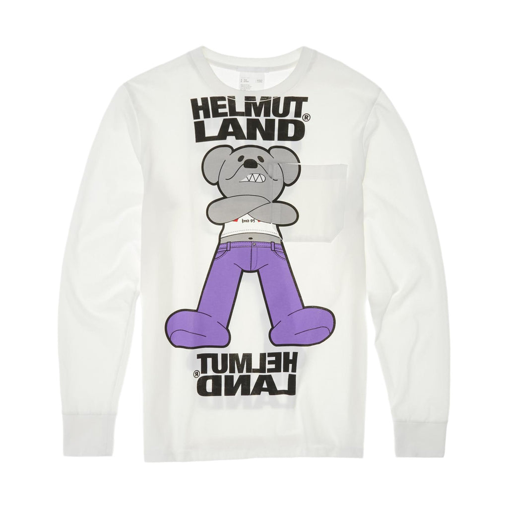 Helmut Land® Mascot Long Sleeve Tee - Galvanic.co