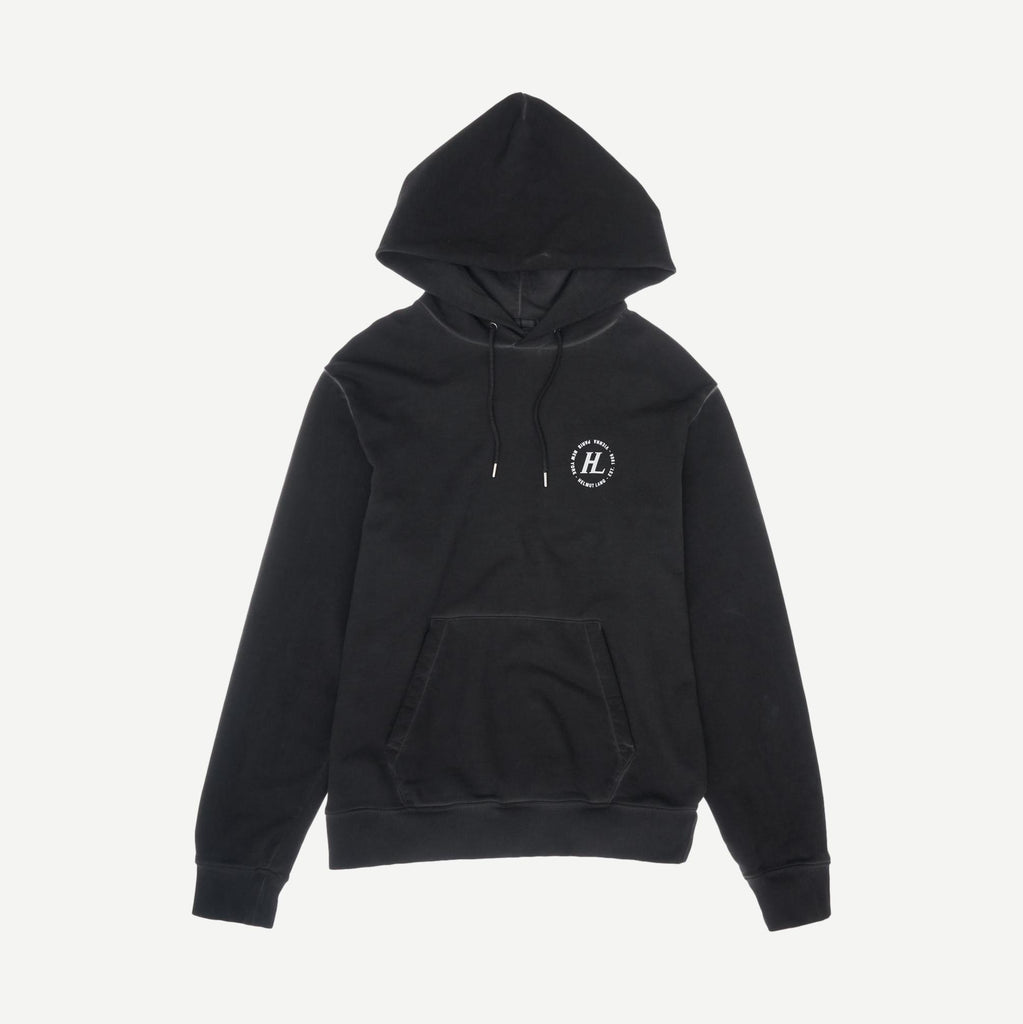 Garment Dyed Hoodie in Charcoal - Galvanic.co