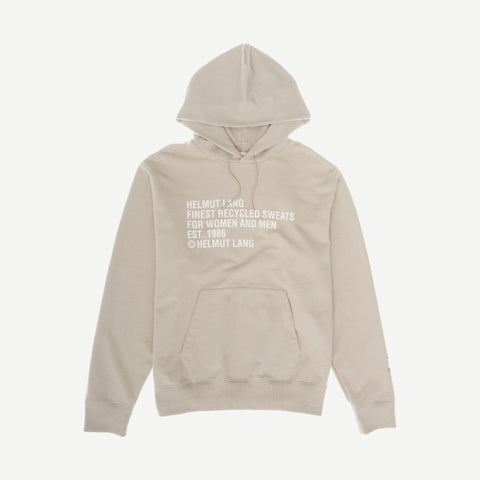 Recycled Hoodie in Costal Fog - Galvanic.co