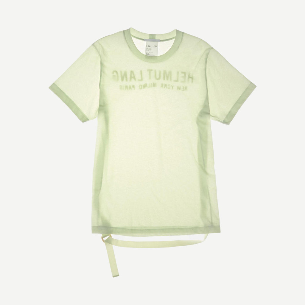 Aviator Short Sleeve Tee in Electric Green - Galvanic.co