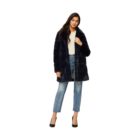 Joan faux fur coat - Galvanic.co