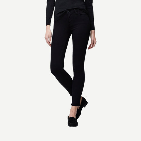 24-Hour Le High Waist Crop Skinny Jeans - Galvanic.co