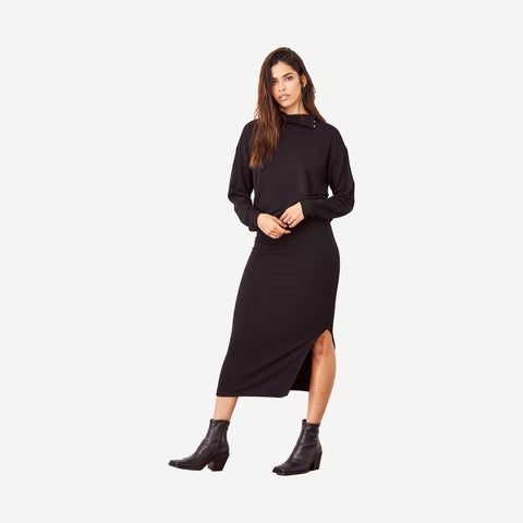 Kate Heavy Rib Skirt - Galvanic.co