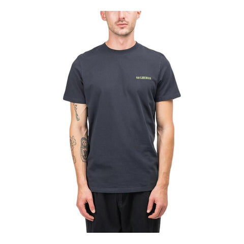 Casual Tee Navy - Galvanic.co