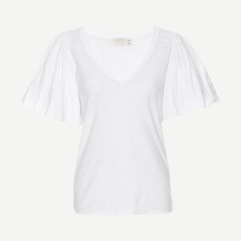 Ruth Bubble Hem Tee