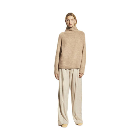 Cashmere Donegal Turtleneck - Galvanic.co