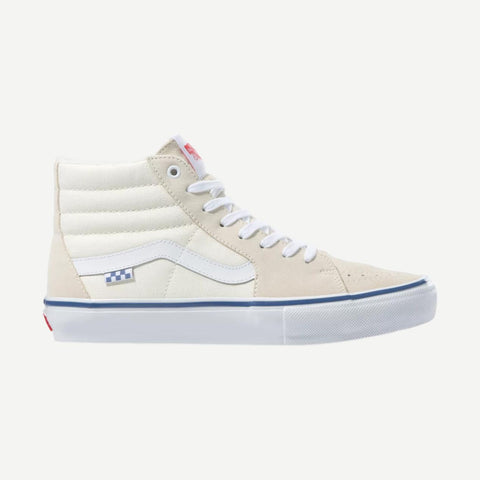 Sk8-Hi in Off White - Galvanic.co