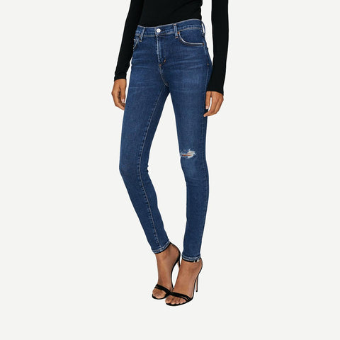 Rocket Ankle Mid-Rise Skinny in Swing Low - Galvanic.co