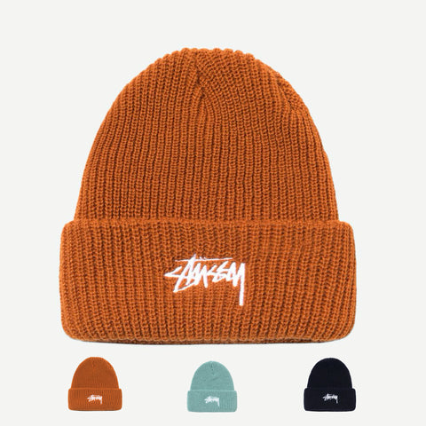 Stock Cuff Beanie - Galvanic.co