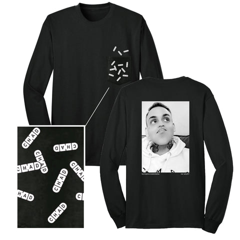 Chad Long Sleeve Tee