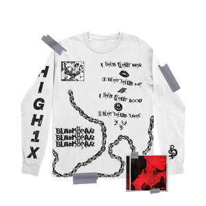 Anonymous Album HIGH1X Bundle (Longsleeve)